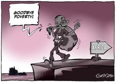 """Eric """"GAMMZ"""" Ngammau  (2016-08-21)  Desperate poor people fleeing Africa to start a new life in Europe...  African Immigrants"""