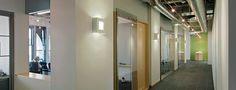 Shadow™ Sconce - OCL Architectural Lighting Silver Metallic Paint, Beige Paint, Sage Green Paint, Powder Coat Paint, Light Architecture, White Acrylics, Acrylic Colors, Interior Walls, White Paints