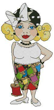 Becky J Designs - Sewing Ladies