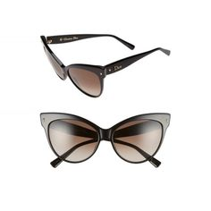 8e5c72024aec 10 Best Sunglasses For A Heart Face · Christian Dior ...
