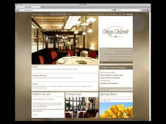 Antonio Gaudi, Menu Online, Small Plates, Virtual Tour, Wines, Blog, Home, Buildings, Restaurants