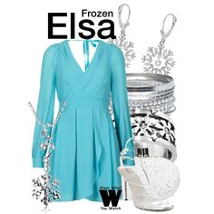 """""""Frozen"""" by wearwhatyouwatch on Polyvore"""
