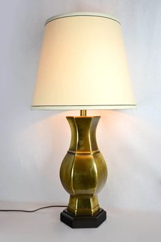 Superb Frederick Cooper Table Lamp Large Brutalist By OffCenterModern