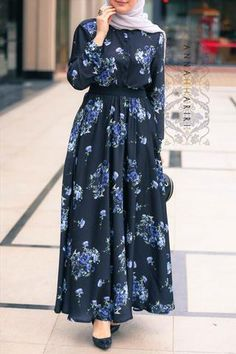 Little Amara Dress – – – Hijab Fashion 2020 Islamic Fashion, Muslim Fashion, Modest Fashion, Fashion Dresses, Abaya Fashion, Modest Dresses, Casual Dresses, Dresses For Hijab, Modest Outfits Muslim