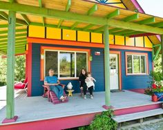 Eclectic Exterior Design, Pictures, Remodel, Decor and Ideas