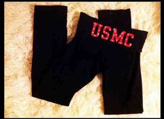 USMC yoga pants...need