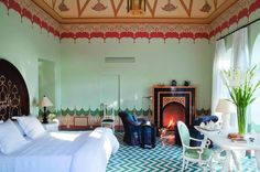 Francis Ford Coppola's Palazzo Margherita in Italy - ooohlala!