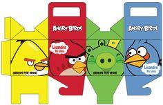 kit personalizado angry birds - Pesquisa Google