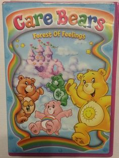 Care Bears DVD Forest Of Feelings Children & Family NR in DVDs & Movies, DVDs & Blu-ray Discs | eBay