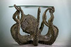 Octopus table.