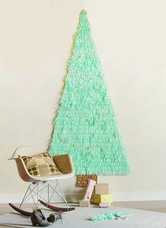 DIY #christmas tree