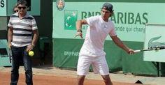 """Roland Garros : """"Quand Rafa rentre sur le terrain, il change"""""""