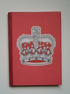 MAY 2012, The Diamond Jubilee (The Queen) - Crown Notebook, by Phoenix Projects, £3.50