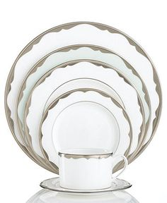 kate spade new york Dinnerware, Trimble Place Collection - Fine China - Dining & Entertaining - Macy's
