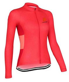Coolred Womens Printed Bike Apparel Warm Full Zip Cycling Jersey 4 M      Want 5cacc04ff