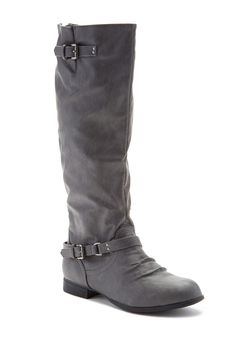 Allstar Tall Boot by Charles Albert on Grey Boots, Tall Boots, All Star, Riding Boots, Style Me, How To Wear, Shoes, Heart, Closet