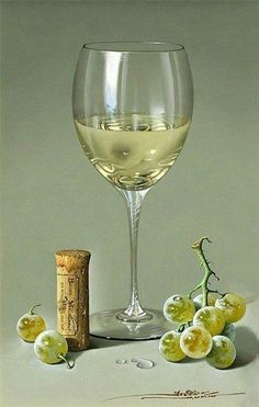 It's Spring time! White Wine :)