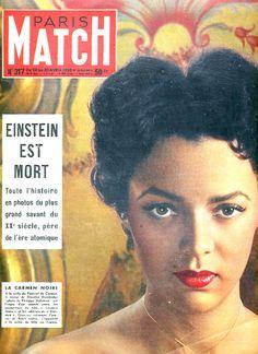 1955  PARIS MatchFrench Revue  Cannes by FascinatingHobbies