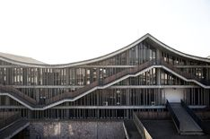 Photography: Wang Shu Projects, by Clement Guillaume,Campus Hangzhou / © Clement Guillaume