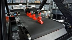 Here Introducing an all-new Creality 3D PrintMill(CR-30), It is a Belt 3D Printing For Everyone which is an Infinite-Z volume 3D printer created by Naomi Wu & Creality 3D, building on the work of Karl Brown and Bill Steele. Though, It is a cross between a traditional 3D printer and a conveyer belt. Basically, Architectural Features, 3d Printer, Specs, Infinite, Belt, Prints, 3d Building, Gadgets, Traditional