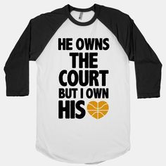 He Owns the Court (Basketball) | HUMAN I love this!! Teresa! I've gotta buy it now!