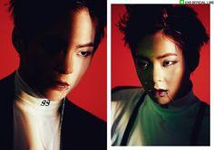 EXO 정규 3집 EX'ACT 6월 9일 0시 전곡 음원 공개!  더블 타이틀 곡 #Monster #Lucky One