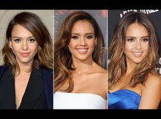 Grow It Out: Keep Your Haircut Flattering at Every Stage - Jessica Alba from InStyle.com