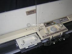 Brother Electronic knitting machine KH 940 Fully serviced