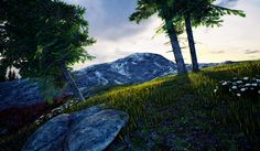 Dark Roots, Half Dome, Mountains, Game, Nature, Travel, Naturaleza, Viajes, Venison