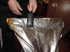 Don't forget that you do not need fancy equipment to seal the metalized bag. A cheap hair iron will do the job.