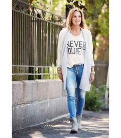 Anette Stai Classics Vrengbar jakke