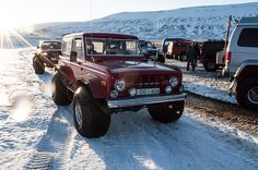 this is sick Old Bronco, Ford Bronco Ii, Early Bronco, Classic Bronco, Classic Trucks, Old Fords, Broncos, Pickup Trucks, Jeeps