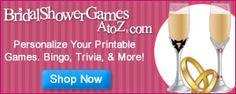 Bridal shower game: Family Recipes heather-s-shower-bachelorette