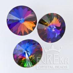 Crystal Volcano 1122 Rivoli 16 mm | Eureka Crystal Beads