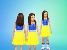 GoForFink's Snow White Inspired Dress