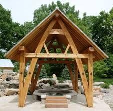 Image result for timber frame shed roof cabin
