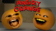 Annoying Orange - Angry Orange! (Ft. Joe Bereta & Steve Zaragoza!)