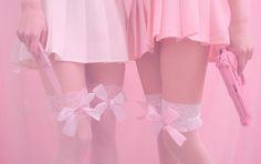 ❤Kawaii Love❤ ~Cry baby  pink