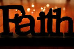 IS FAITH A MATTER OF GETTING THE FACTS STRAIGHT?