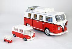 VW Camper Van family   par Lego.Skrytsson