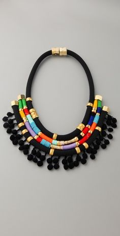 Holst and Lee. I see I have a things for bib necklaces