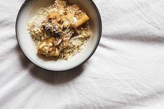 Gesundes Quinoa Apfelkompott Frühstück - Anna-Laura Kummer