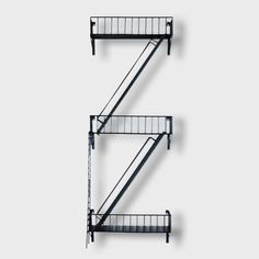 New York fire escape-hylla - velat ha denna så otroligt länge! 😍