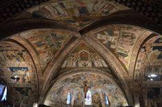 San Francesco Basilica, Assisi, Italy