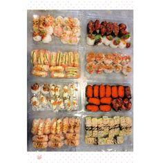 THANKS MY COLLEAGUE  #salmon#mentai#sushi#salmon#cheese#sushi#ebiko#sushi#chuka#idako#sushi#chuka#idako#temari#sushi#salmon#temari#sushi#hako#kani#temari#sushi#tamaco#mentai#sushi#spicy#aburi#salmon#sushi#hotate#ebiko#mayo#sushi#SUSHI#IRO#taman#muda by jasminxiaobei