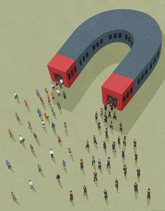 John Holcroft/ Lingren Smith Agency very conceptual