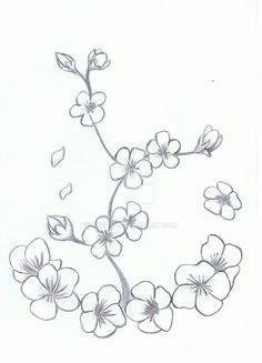 75 best hair images hair style hair styles hair tattoos Sleek Modern Female Mullet cherry blossom