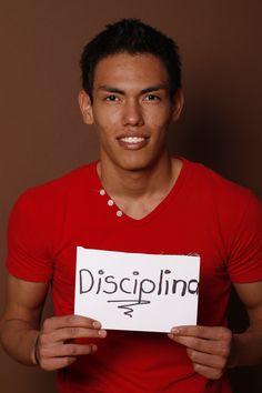 Discipline, Brian Vázquez, FACPYA, Estudiante, Apodaca, México.