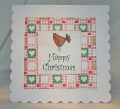 Made using Inkydoodles stamp set O CHRISTMAS TREE