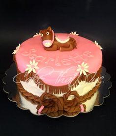 Western horse cake
